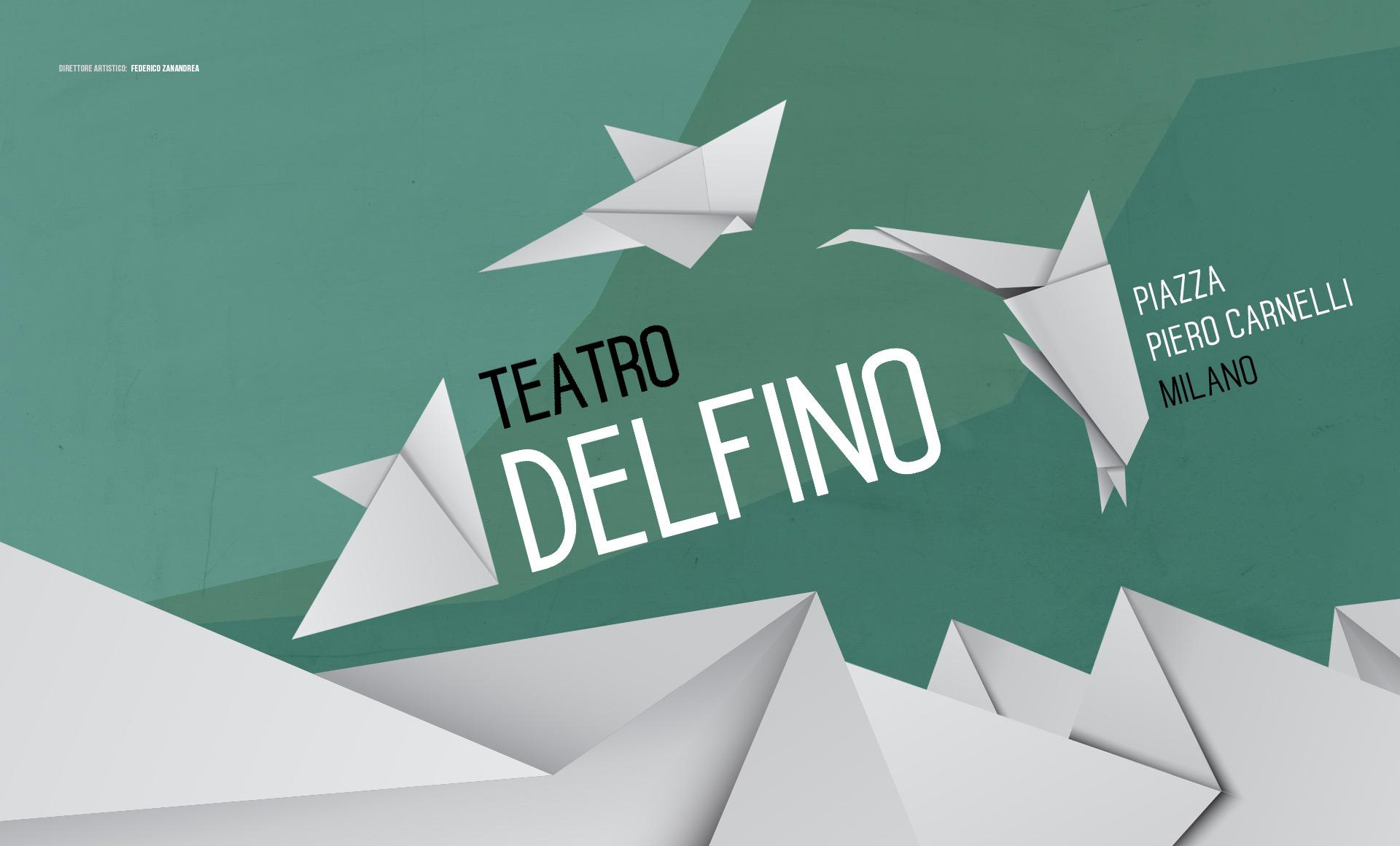 teatro delfino piazza piero carnelli milano