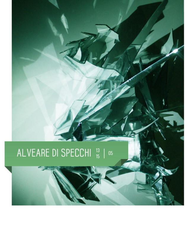 ALVEARE DI SPECCHI dal 13 al 15 maggio al Teatro Delfino di Milano con Federico Zanandrea