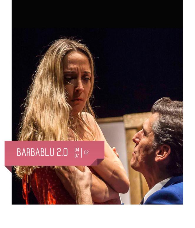 Barbablu 2.0 al Teatro Delfino dal 4 al 7 febbraio 2016. Piazza Piero Carnelli
