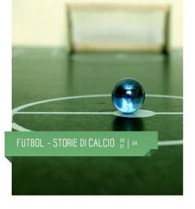 """Luca Ramella al Teatro Delfino con """"Futbol - storie di calcio"""". 20 e 21 aprile."""
