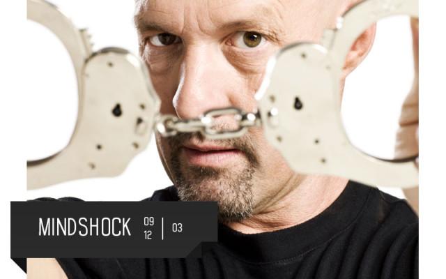 Mindshock con Marco Berry al Teatro Delfino dal 9 al 12 marzo 2017.
