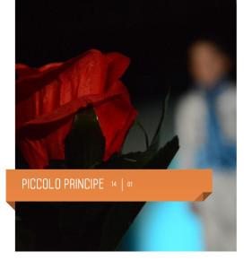 """Il """"Piccolo Principe"""" di Chonos3 al Teatro Delfino di Milano il 4 febbraio 2017."""