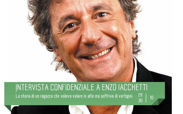 Enzo Iacchetti al Teatro Delfino di Milano 29 e 30 ottobre 2016