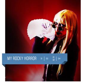 Il musical My Rocky Horror al Teatro Delfino di Milano dal 31/03 al 02/04. Piazza Piero Carnelli.