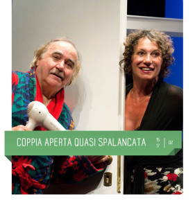 Commedia con Antonio Salines al teatro delfino di milano, dal 15 al 17 febbraio