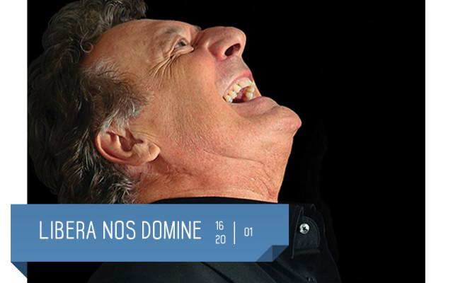 Enzo Iacchetti torna al Teatro Delfino con libera nos domine. gennaio 2019