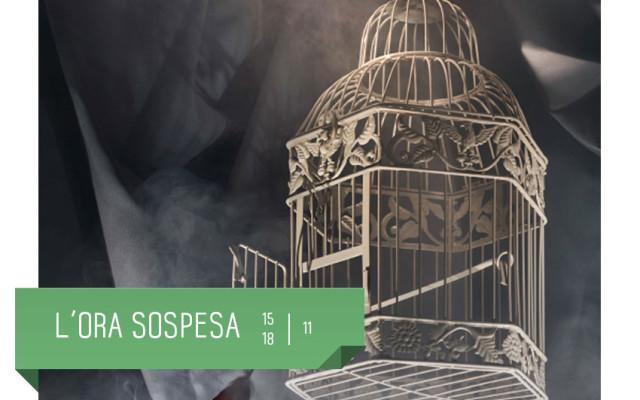 L'ora sospesa al Teatro Delfino dal 15 al 18 novembre. Regia di Riccardo Mallus.
