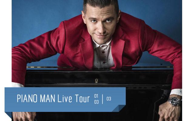 Matthew Lee al Teatro Delfino di Milano dal 1 al 3 marzo.