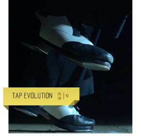spettacolo di tip tap al teatro delfino di milano dal 25 al 28 ottobre.