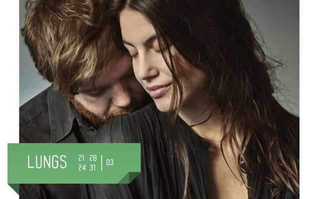 Francesca Fioretti e Federico Zanandrea in Lungs, di Duncan Macmillan, dal 21 al 31 marzo al Teatro Delfino di Milano