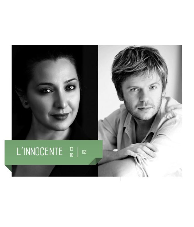 """Il thriller a teatro con """"L'innocente"""". Teatro Delfino, dal 13 al 16 febbraio 2020. Con Federico Zanandrea"""