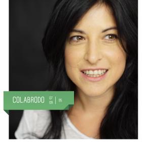 Colabrodo, di e con Annagaia Marchioro, al Teatro Delfino di Milano a Maggio 2020