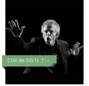Alberto Patrucco al Teatro Delfino di Milano in C'era una Svolta, dal 20 al 22 marzo 2020